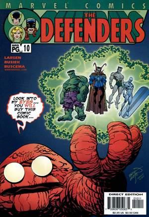 Defenders (2001-2002)#10