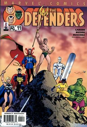 Defenders (2001-2002)#11