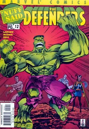 Defenders (2001-2002)#12