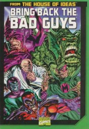 Bring Back the Bad Guys (1998) #TP