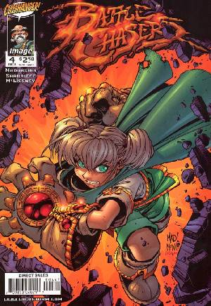 Battle Chasers #4C