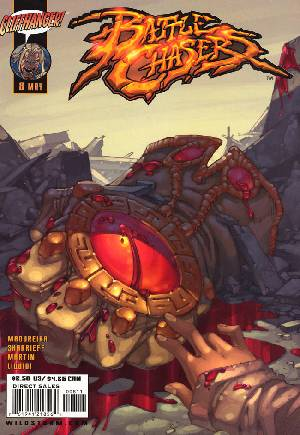 Battle Chasers#8