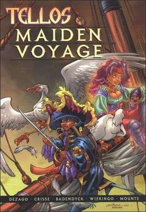 Tellos: Maiden Voyage#1A