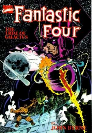 Fantastic Four: The Trial of Galactus#TP