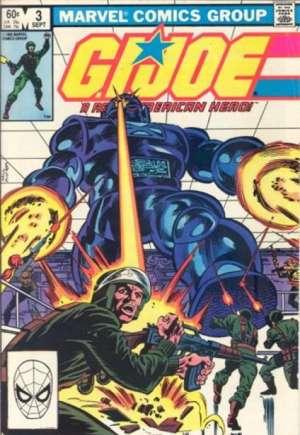 G.I. Joe (1982-1994)#3C