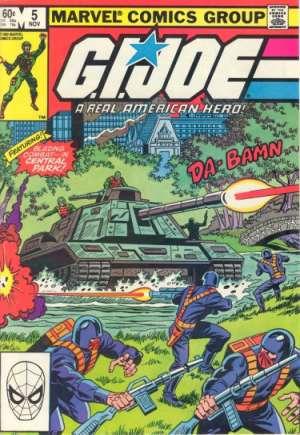 G.I. Joe (1982-1994)#5B