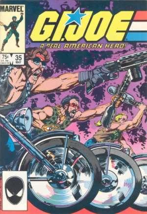 G.I. Joe (1982-1994)#35B