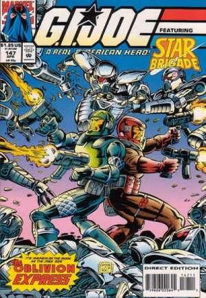 G.I. Joe (1982-1994)#147B