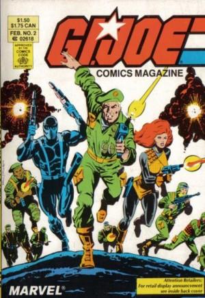 G.I. Joe Comics Magazine (1986-1988)#2