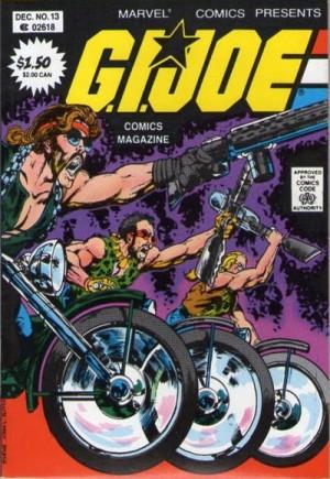 G.I. Joe Comics Magazine (1986-1988)#13