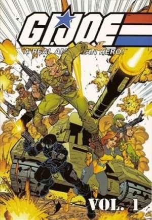 G.I. Joe (1982-1994)#TP Vol 1