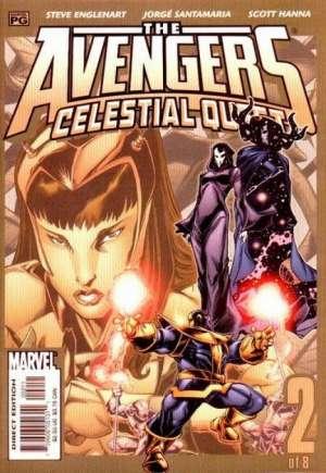 Avengers: Celestial Quest (2001-2002)#2