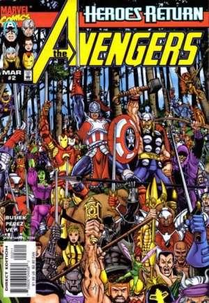 Avengers (1998-2004)#2B