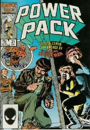 Power Pack (1984-1991)#21B