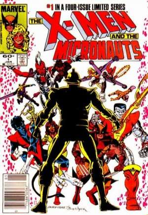 X-Men and the Micronauts (1984)#1A