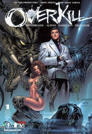 Overkill: Witchblade/Aliens/Darkness/Predator#1