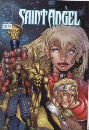 Saint Angel (2000-2001)#3