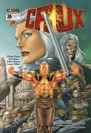 Crux (2001-2004)#26