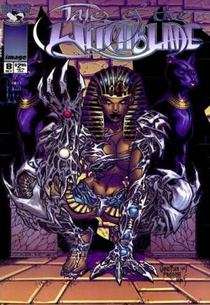 Tales of the Witchblade (1996-2001) #8