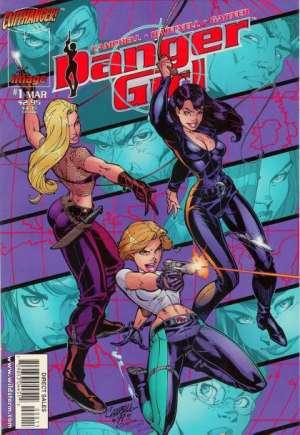 Danger Girl (1997-2001)#1A
