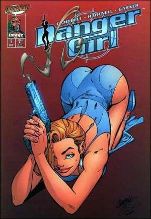 Danger Girl (1997-2001)#2B