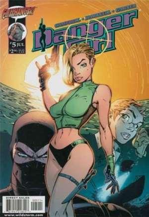 Danger Girl (1997-2001)#5A