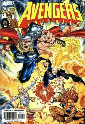 Avengers Infinity (2000)#1A