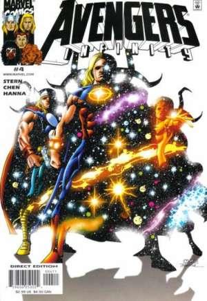 Avengers Infinity (2000)#4