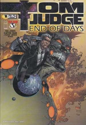 Tom Judge: End Of Days#1