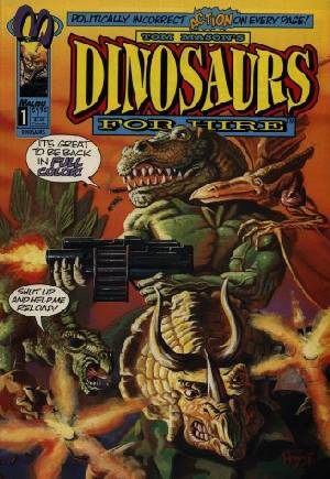 Dinosaurs For Hire (1993-1994)#1