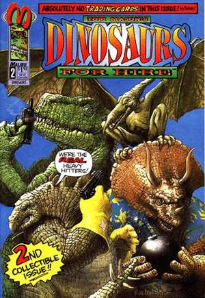 Dinosaurs For Hire (1993-1994)#2