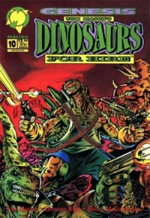 Dinosaurs For Hire (1993-1994)#10