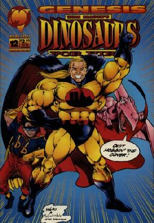 Dinosaurs For Hire (1993-1994)#12