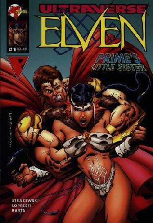 Elven (1994-1995)#1