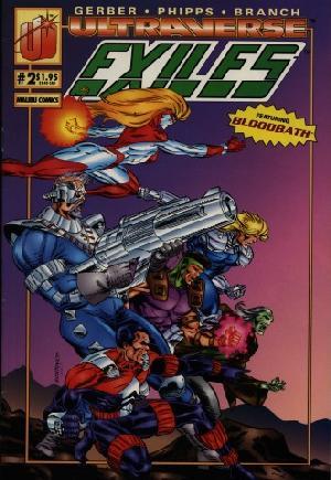 Exiles (1993)#2