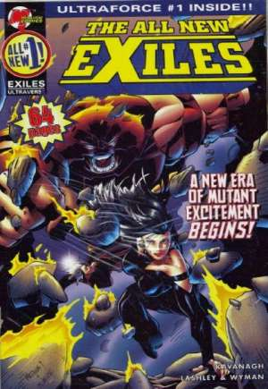 All New Exiles (1995-1996)#1C