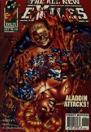 All New Exiles (1995-1996)#10