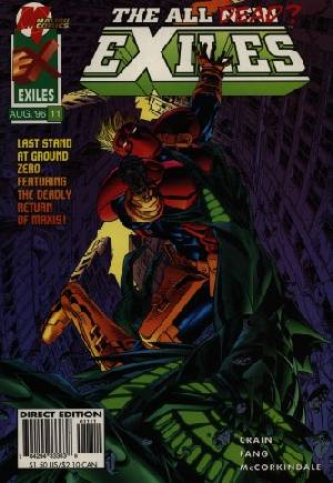 All New Exiles (1995-1996)#11