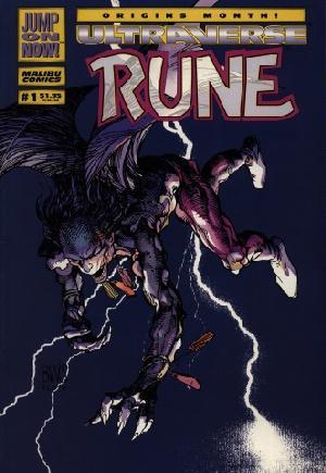 Rune (1994-1995)#1A
