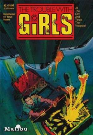 Trouble With Girls (1987-1988)#2