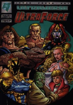 Ultraforce (1994-1995) #0C