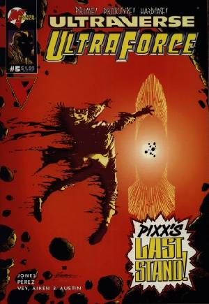 Ultraforce (1994-1995)#5