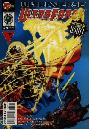 Ultraforce (1994-1995)#9