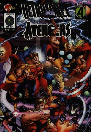 Ultraforce/Avengers (1995) #1