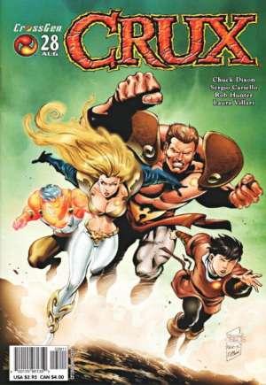Crux (2001-2004)#28