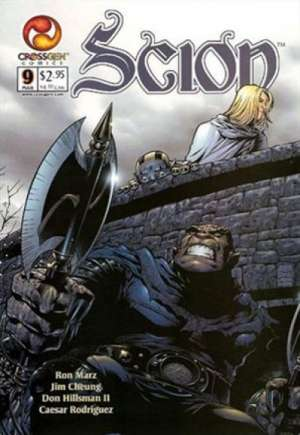 Scion (2000-2004)#9