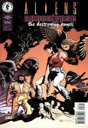 Aliens: Apocalypse - The Destroying Angels (1999)#2