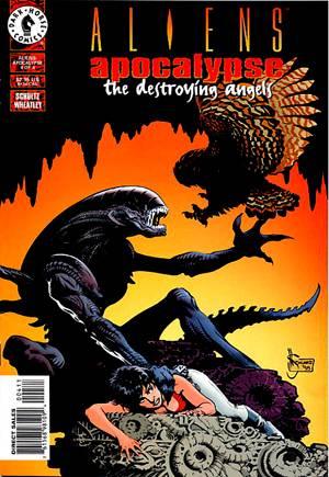 Aliens: Apocalypse - The Destroying Angels (1999)#4