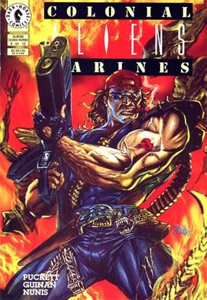 Aliens: Colonial Marines (1993-1994)#6