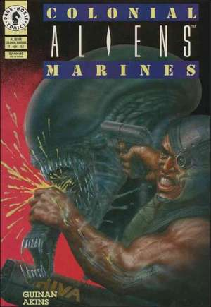 Aliens: Colonial Marines (1993-1994) #7